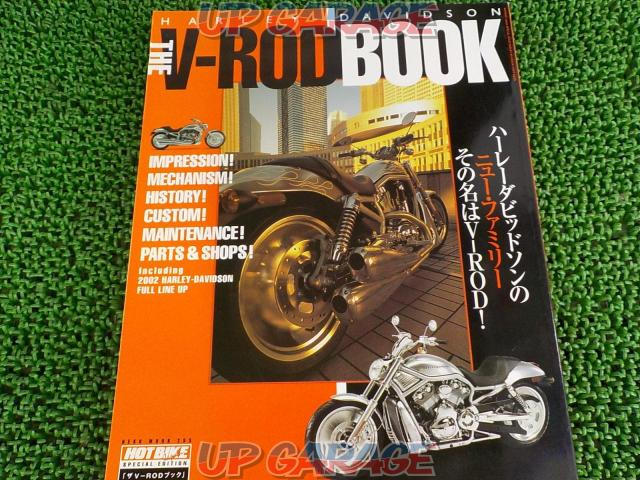 Harley-Davidson V-ROD BOOK List price 1714--01