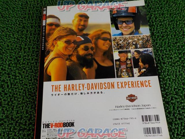 Harley-Davidson V-ROD BOOK List price 1714--03