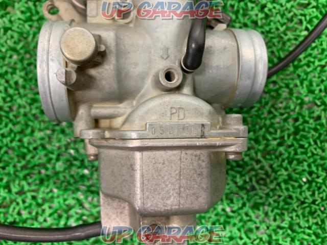 Silk Road (L250S / detail year unknown) Pure PD carburetor-07