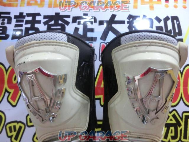 ARLENNES (Allen Ness) Racing boots [Size 44]-04