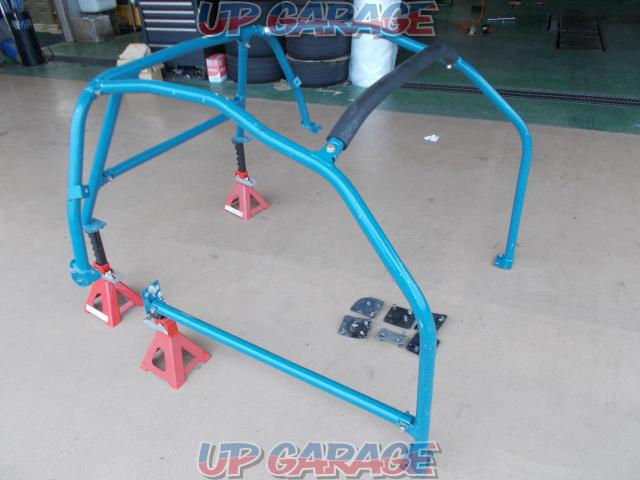 Unknown Manufacturer 8-point roll bar + side bar (driver's seat) Aluminum Product cannot be shipped for large items It becomes the only over-the-counter sales-01
