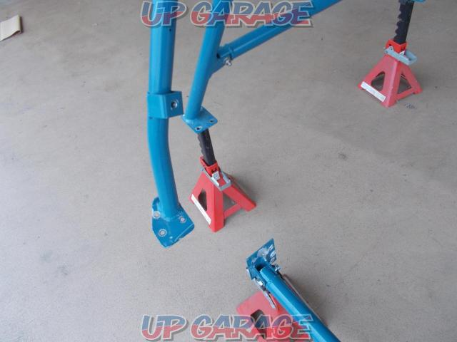 Unknown Manufacturer 8-point roll bar + side bar (driver's seat) Aluminum Product cannot be shipped for large items It becomes the only over-the-counter sales-08