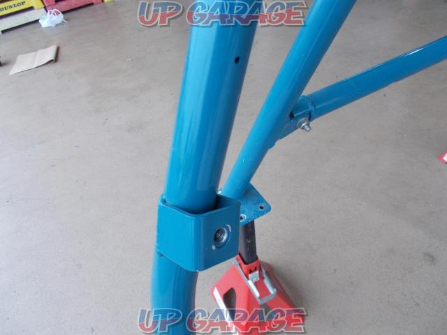 Unknown Manufacturer 8-point roll bar + side bar (driver's seat) Aluminum Product cannot be shipped for large items It becomes the only over-the-counter sales-09