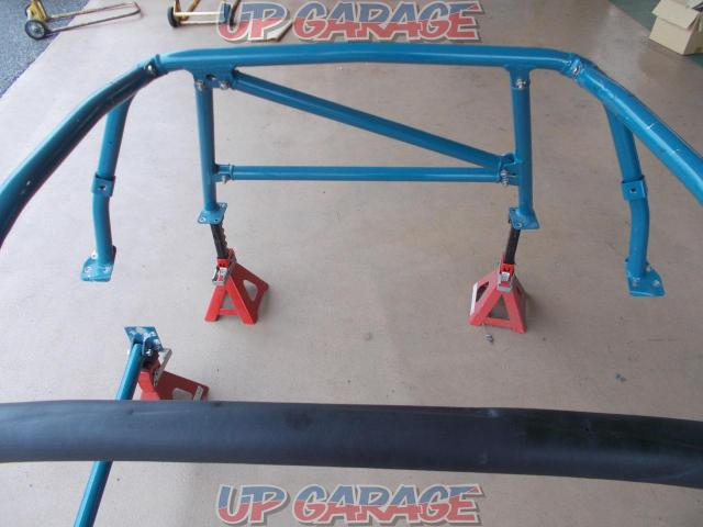 Unknown Manufacturer 8-point roll bar + side bar (driver's seat) Aluminum Product cannot be shipped for large items It becomes the only over-the-counter sales-10