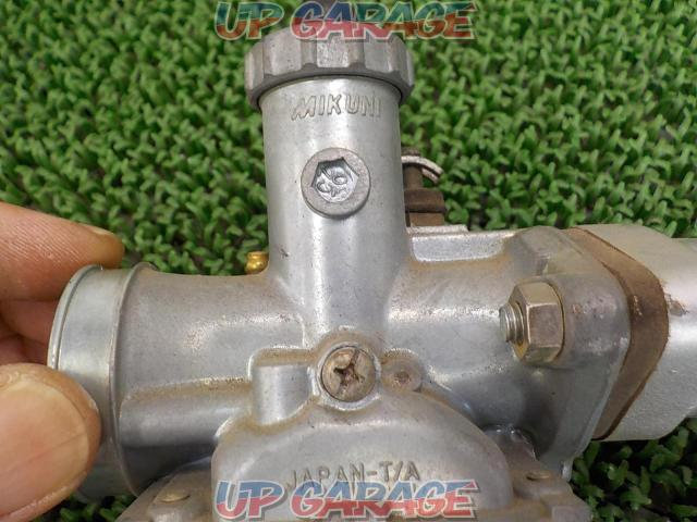 MIKUNI VM16 carburetor Unknown Manufacturer With horizontal engine manifold-07