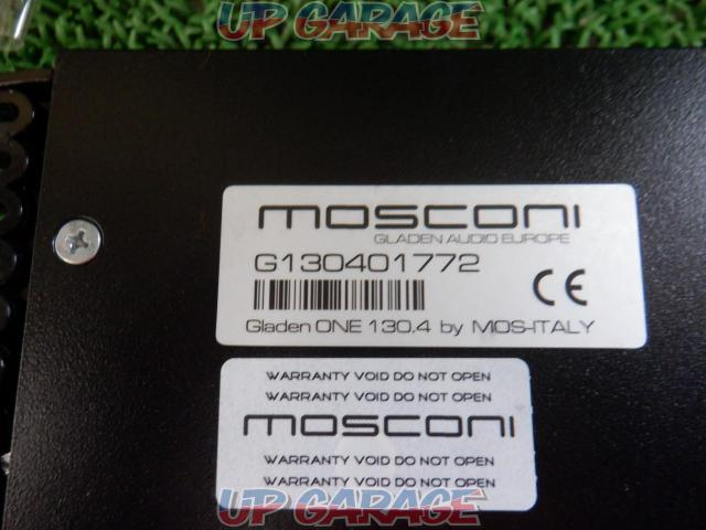 MOSCONI Gladen ONE130.4-04