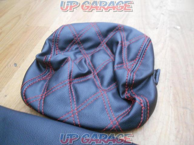 Bellezza Wild Stitch seat cover-08
