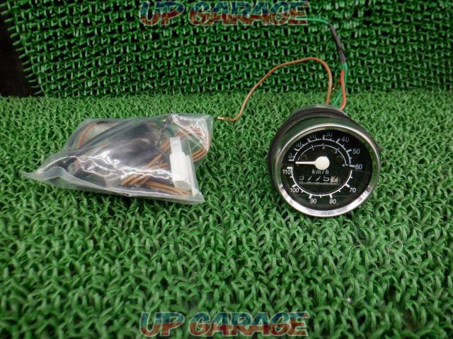 Unknown Manufacturer Speedometer-01