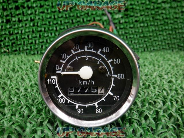 Unknown Manufacturer Speedometer-02