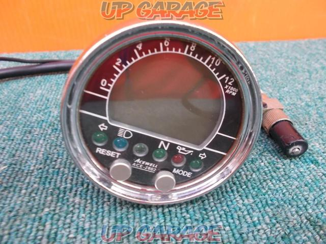 ACEWELL (ace well) ACE-2802 Multi-function meter General purpose-02