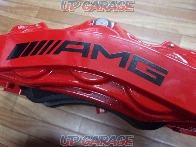 AMG C63 Coupe (W204) Genuine brembo Opposite 6POD front caliper-02
