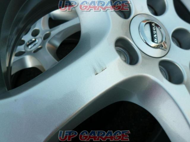 Imported car genuine (Pure parts of imported automobile) VOLVO V60 original wheel + MICHELIN X-ICE XI3-05