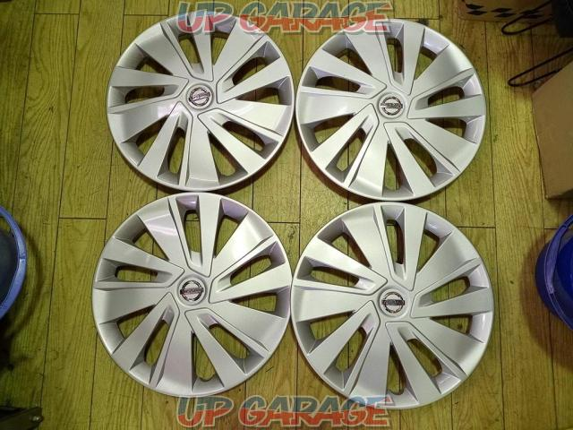 Nissan (NISSAN) Days genuine 14 inch wheel cap 4 sheets set-01
