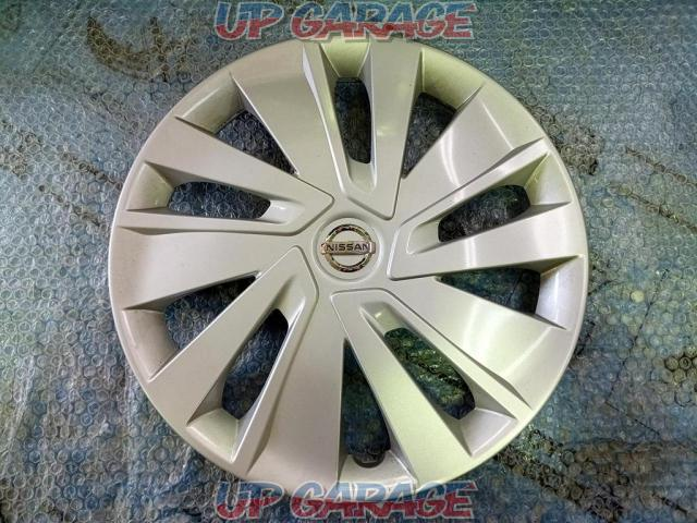 Nissan (NISSAN) Days genuine 14 inch wheel cap 4 sheets set-02