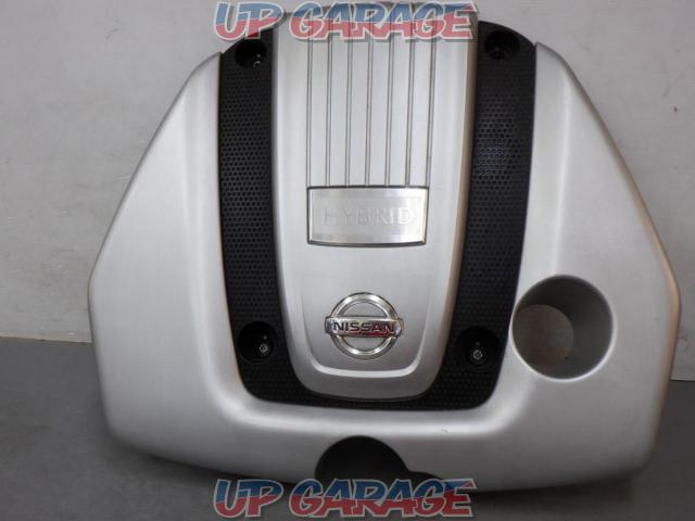 Nissan genuine Engine cover-01