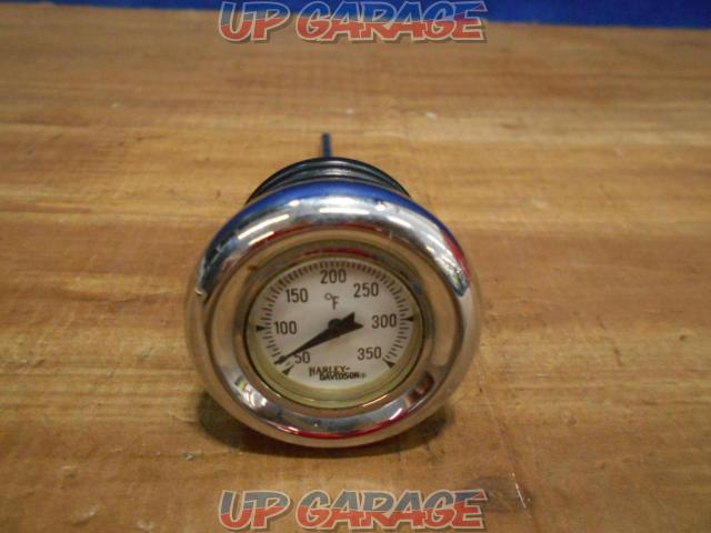 HarleyDavidson (Harley Davidson) Genuine oil temperature gauge Softale ('00 -'07)-01