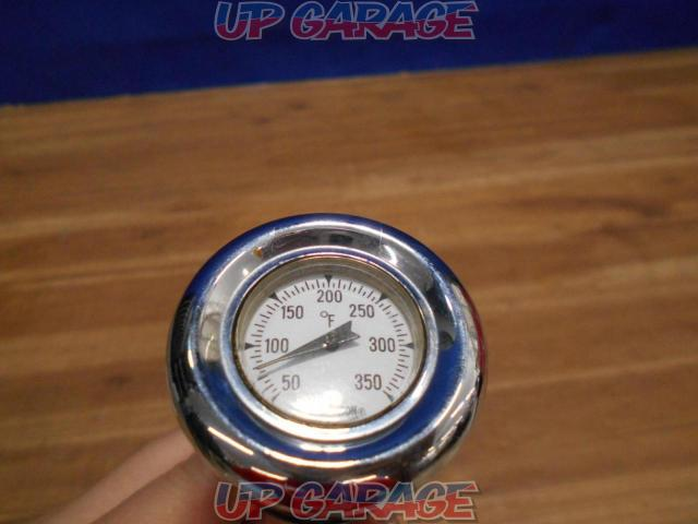 HarleyDavidson (Harley Davidson) Genuine oil temperature gauge Softale ('00 -'07)-05