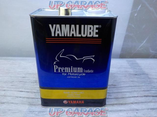 YAMAHA (Yamaha) YAMLUBE 4-cycle engine oil Premium Synthetic-01