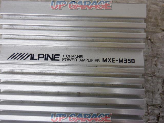 ALPINE (Alpine) MXE-M350 Center speaker-02
