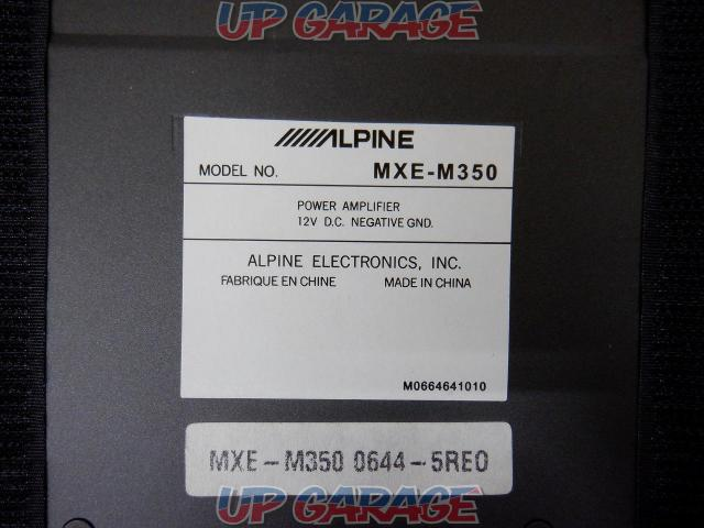 ALPINE (Alpine) MXE-M350 Center speaker-05