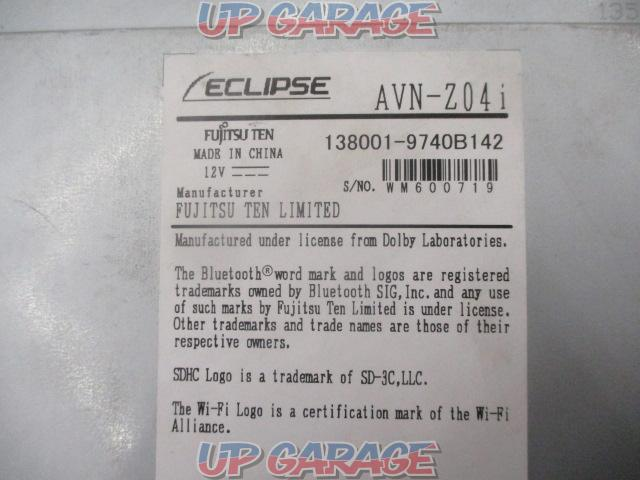 ECLIPSE AVN-Z04i-04