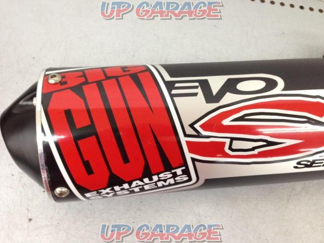 BIG GUN EVO-S Slip-on silencer-03