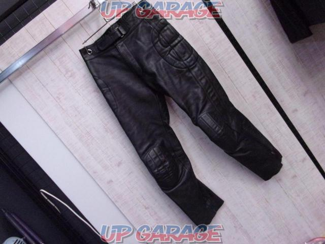 Size: M GREEDY (greedy) Leather pants-01