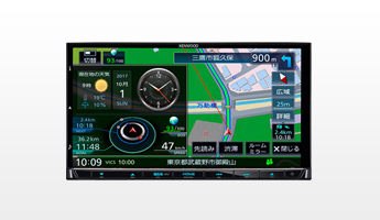 Car navigation systems (Analogue)