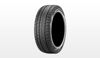 Studless winter tires